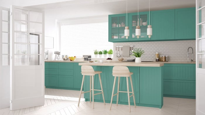 How To: Add a Touch of Turquoise to Your Home