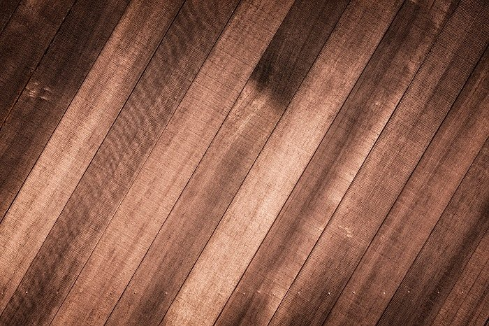 how to make new wood look old with baking soda and vinegar