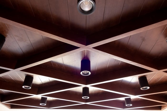 What Is A Coffered Ceiling