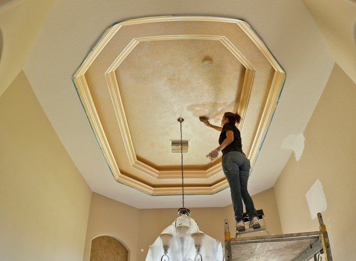 What Is A Tray Ceiling